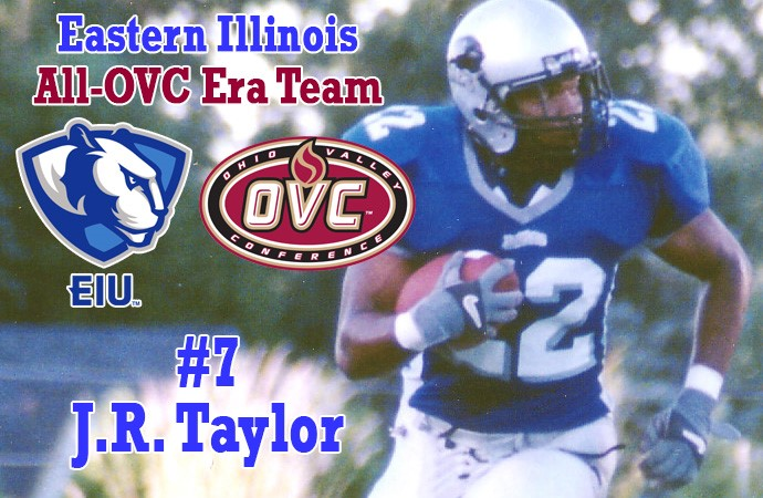 Ovc Era Top 20 7 J R Taylor Eastern Illinois University Athletics
