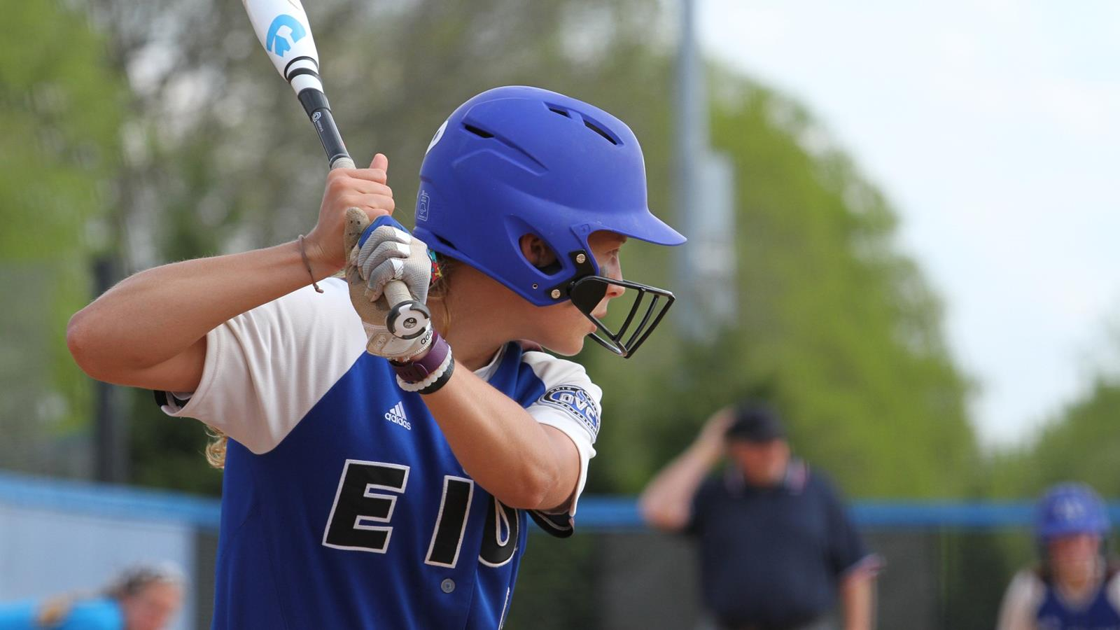 Softball Opens Seven Game Home Stand Wednesday Eastern Illinois