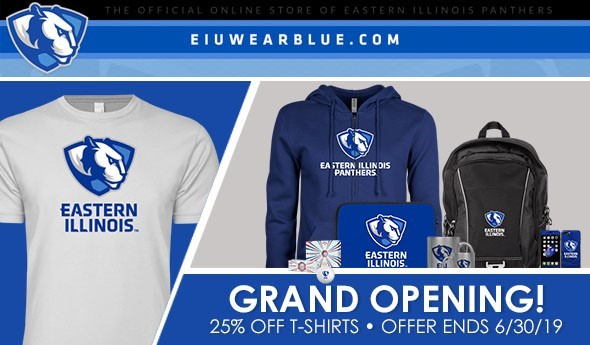 online store 0a502 6dd3b EIU Athletics Launches Online Retail Store - Eastern ...